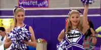 Lexi and Paisley's Cheer