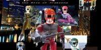 Power Rangers Lost Galaxy: The Rise of Trakeena