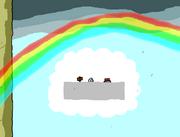 Rainbowdive-start