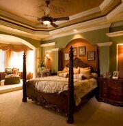 Mediterranean Bedroom 4