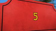 James' Number
