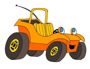 Speed Buggy (Character)
