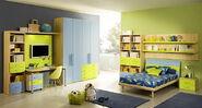 Teen Boy Bedroom 2