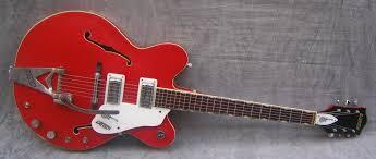 File:Gretsch Monkees Model Guitar.jpg