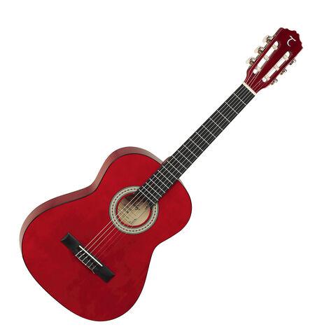 File:Red Guitar.jpg