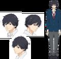 Kou Mabuchi Anime Concept