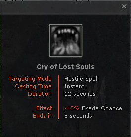 Cry of Lost Souls