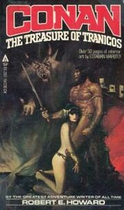 Conan - The Treasure of Tranicos (aka The Black Stranger)