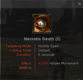 Necrotic Death