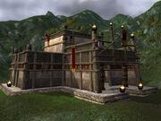 Playerbuilt Temple