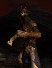 Kurbankohl the cursed