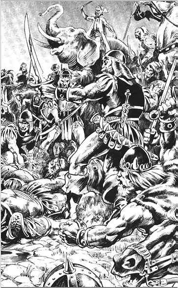 Kothian army