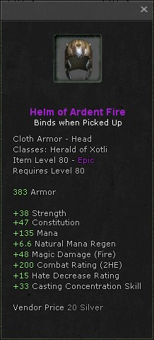 Helm of ardent fire