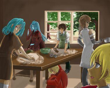 AoH Baking by Takaya-chan