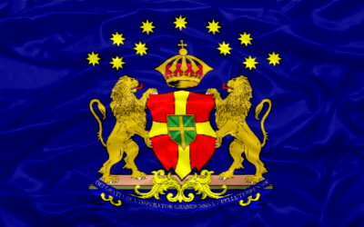 File:Third Flag of the Republican Kingdom of Grand and Belluterra (wavy).jpg
