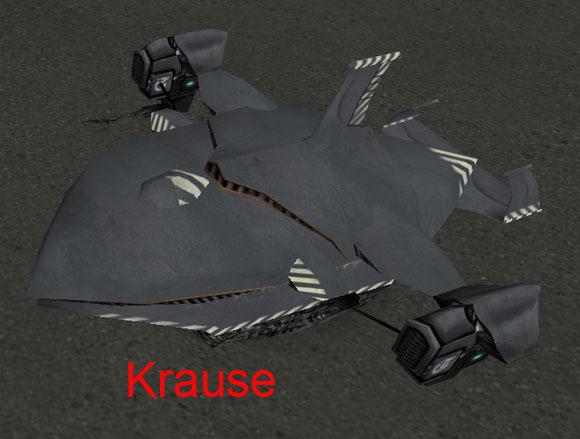 Krause's Gunship