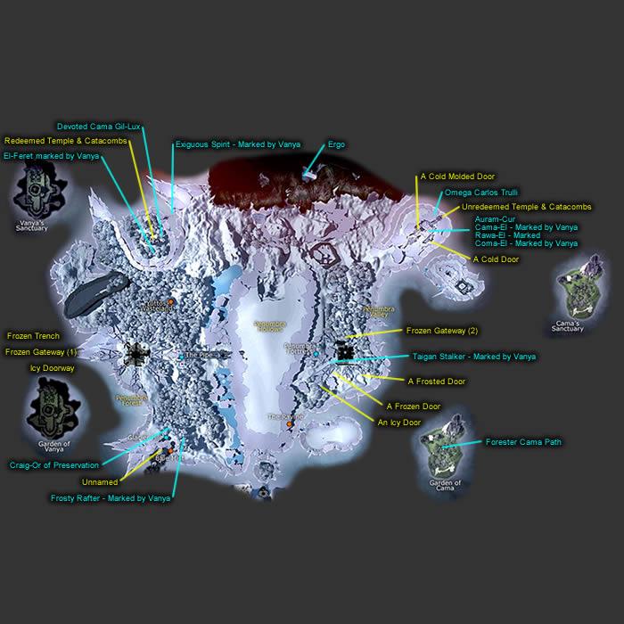Ao map penumbra