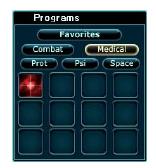 Nano program wnd