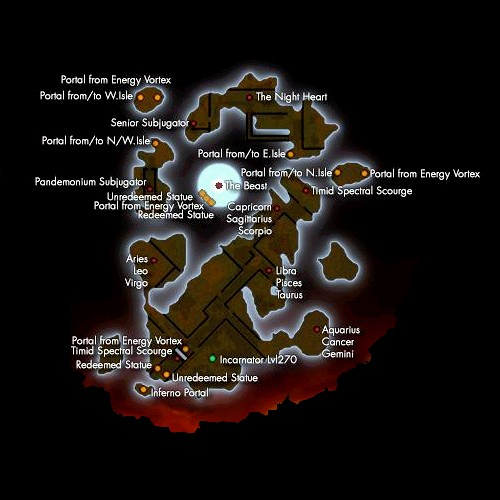 Spheremap pandemonium
