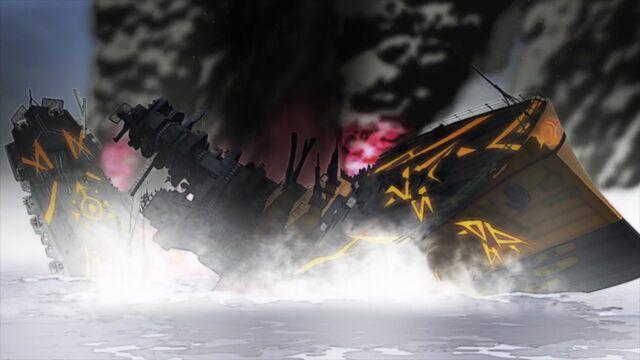 File:Sinking Hyuuga.jpg