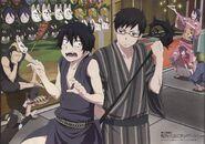 Ao no Exorcist Traditional Yukio Rin