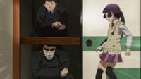 Episode 9 Satou Tsubaki