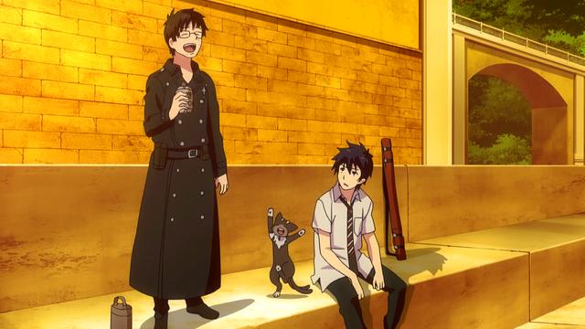 File:Yukio, Kuro, and Rin sharing catnip wine.png