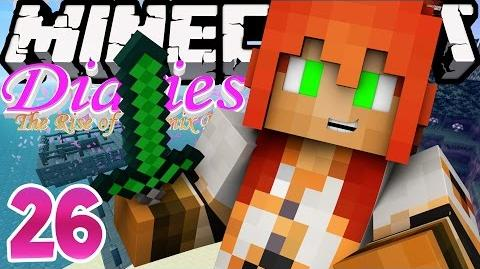 The Admirer Minecraft Diaries S1 Ep