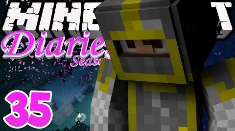 Mask Revealed Minecraft Diaries S2 Ep