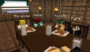 Minecraft Isle Episode 9, Washed Up Screenshot