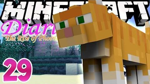 Sasha of Meteli Minecraft Diaries S1 Ep
