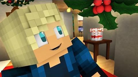 Mistletoe Wars PT.1 Minecraft MyStreet Ep