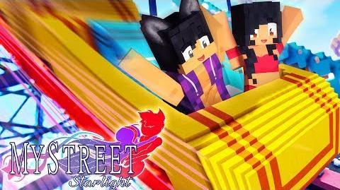 Dream Come True MyStreet Starlight Ep.12 Minecraft Roleplay