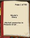 Nicole's diary 2