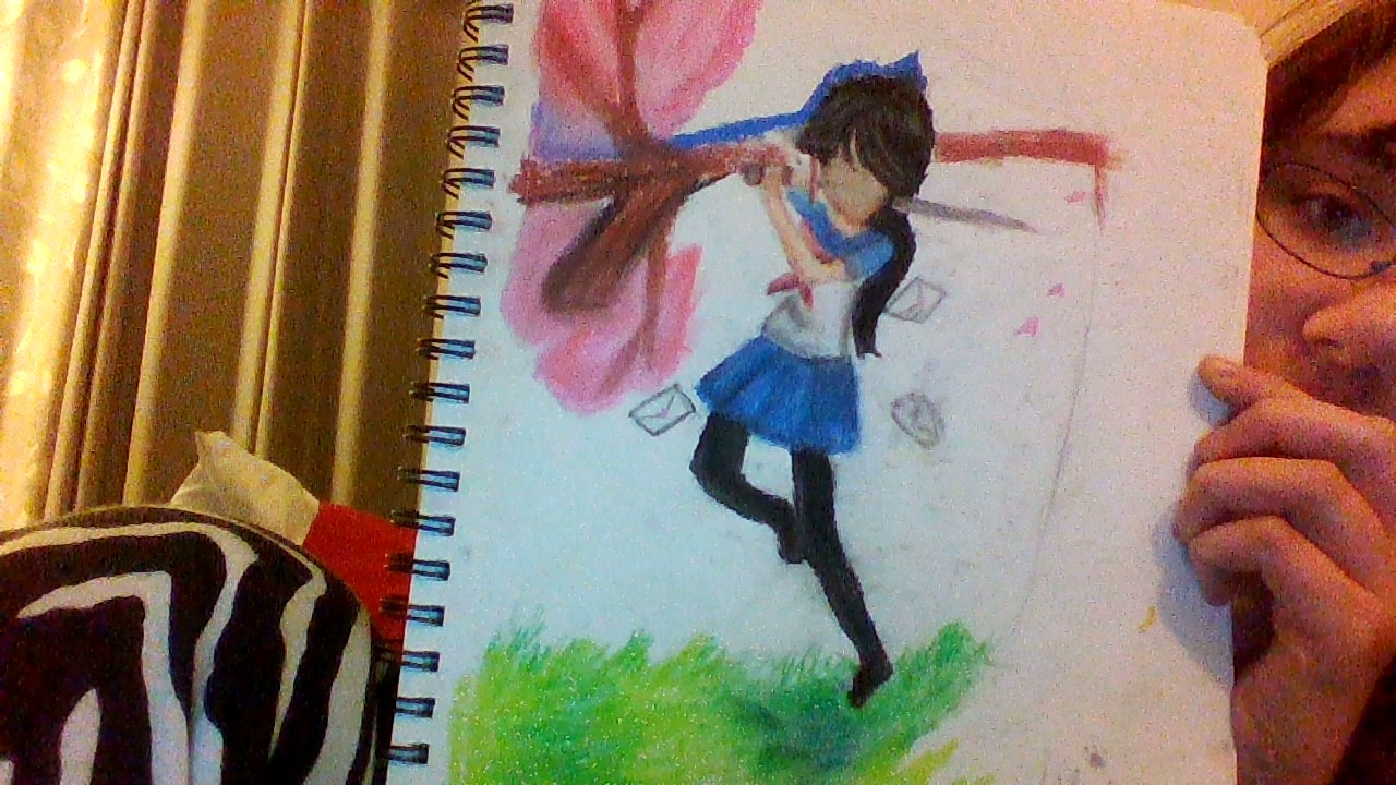 User BlogNovaWolfXxGamesYandere Chan Drawing Aphmau Wiki FANDOM