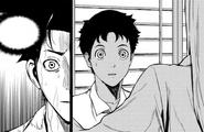 42 Iwakura mistakes Maeda for Tony