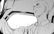 45 Hitotsukabuto leaves the Sea Firefly