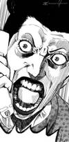 Angry ms yamanoi