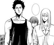 37 Yoshioka and Iwakura defend Maeda