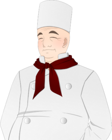 Chef Pleased