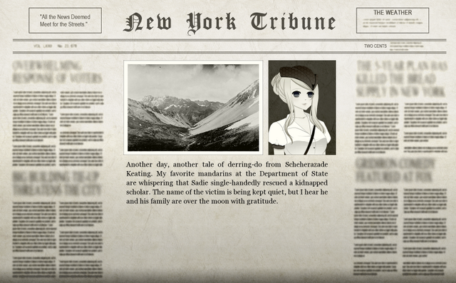 File:The Stolen Scholar Adventure Newspaper.png
