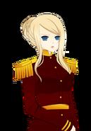 Sadie Military Determined