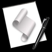 Script editor icon1