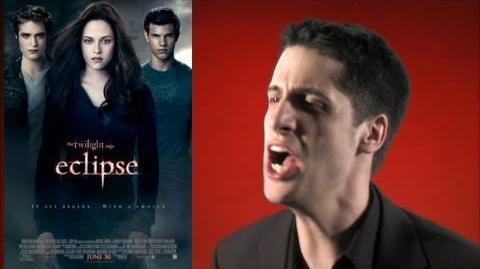 Twilight Eclipse movie review