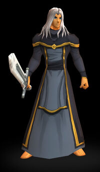 Mage Class Robes