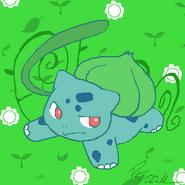 Mascot of Flora