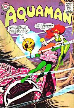 Aquaman Vol 1-19 Cover-1