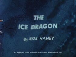 Ice dragon title
