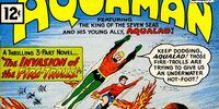 Aquaman Issue 1