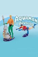 Aquaman-aqualad deluxe 1990